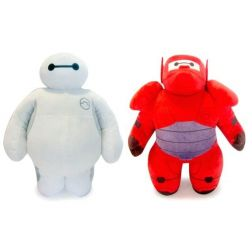 BIG HERO 6 PELUCHE PACK 2 UNID.