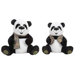 Osito Panda Ojos Verdes