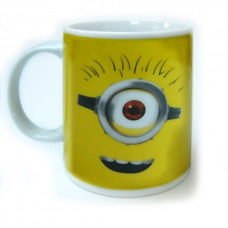 Taza Minions Yellow