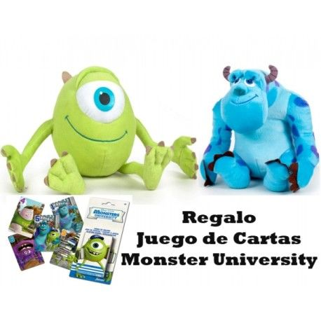 Peluches Monster University