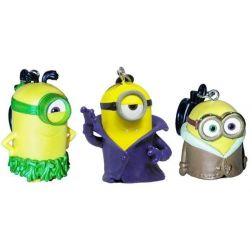 Llaveros Minions Disfrazados