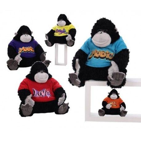 diseño de calidad 9e2de e71fa Gorilas Gigantes Music Camiseta Colores