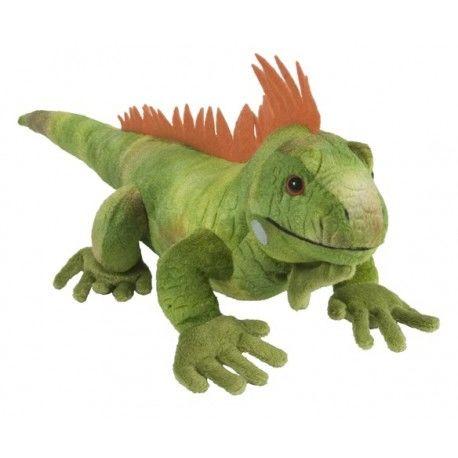 Peluche Iguana 35 cm.