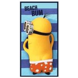 Toalla de Playa Minions Kevin