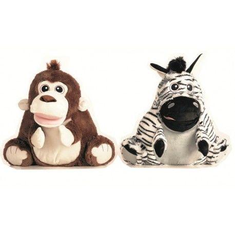 Cojín Marioneta Animales