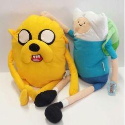 Peluches Finn y Jake Gigantes