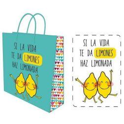 Bolsas Regalo con Frases Originales