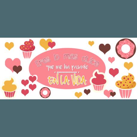 Taza Personalizada modelo Cupcakes