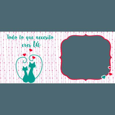 Taza Personalizada Gatitos
