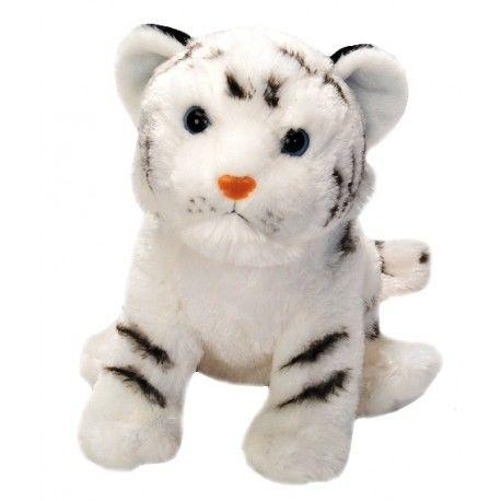 Peluche Tigre Blanco