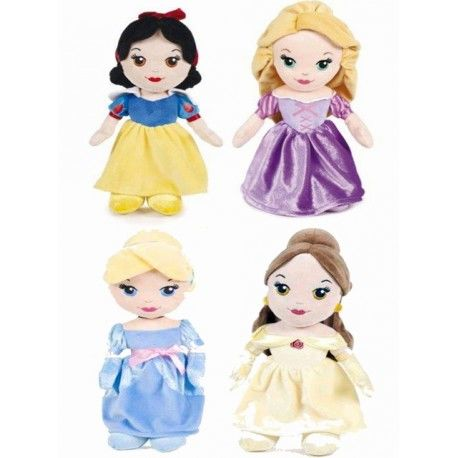 Princesas Disney Pack 4