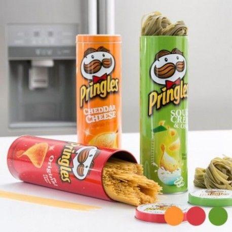 Bote Metálico multiusos Pringels