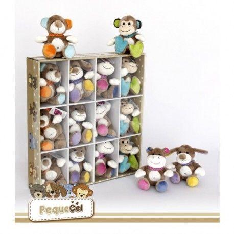 Pack 12 Animalitos en caja