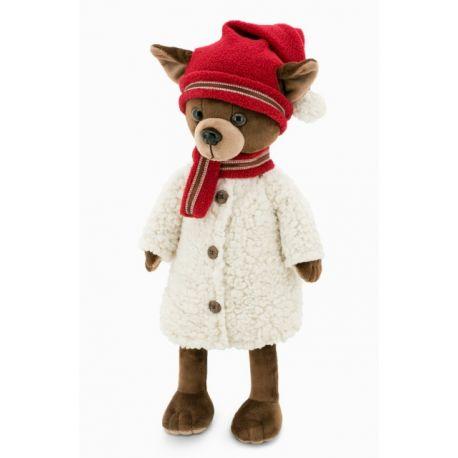 Kiki Chihuahua con abrigo