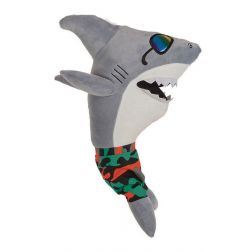 Peluche Tiburón surfero