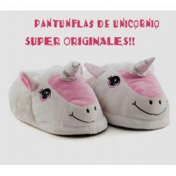 Pantunflas de Unicornio