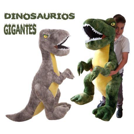 Dinosaurios de Peluche gigantes 100cm.