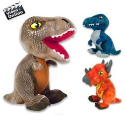 Peluches Jurassic World