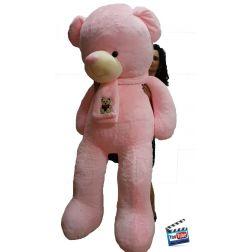 Mega Oso Rosa o Marrón 185 cm.