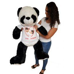 Oso Panda Personalizado