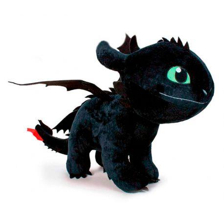 Peluches como Entrenar a tu Dragón