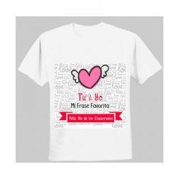 Camiseta Personalizada para Peluches