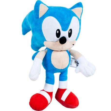 Peluche Sonic soft T3 30cm