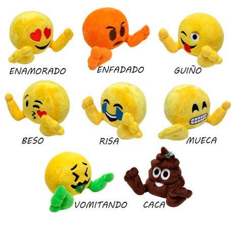 Peluche Personajes Emoticonos