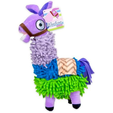 Peluche Llama tricolor