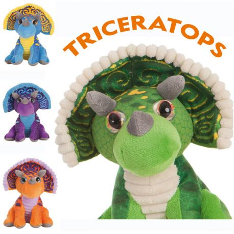 Peluche Triceratops Colores