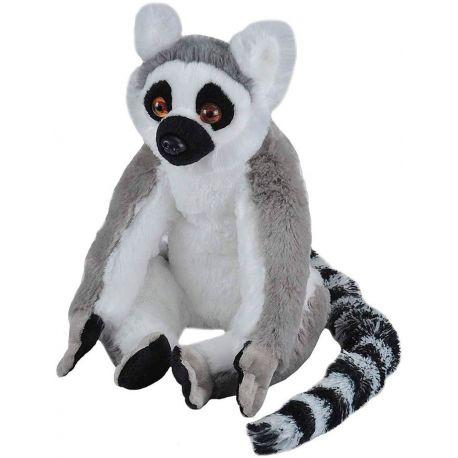 Lemur peluche realista