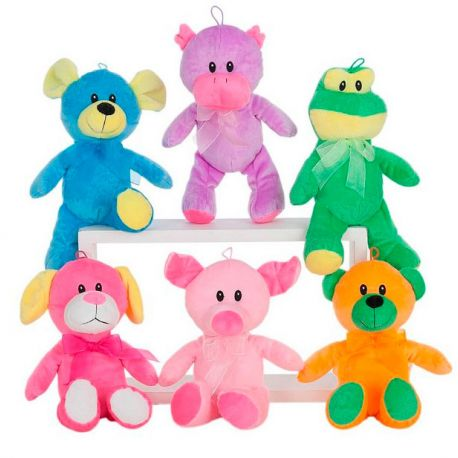 Pack Peluches 6 Unid.
