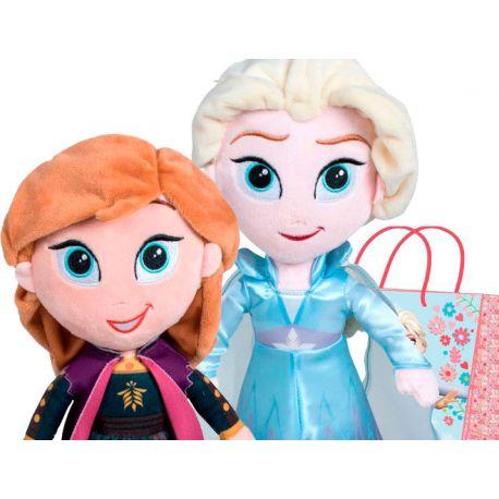Muñecas Elsa y Anna Frozen