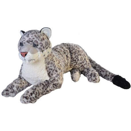 Leopardo Blanco Gigante