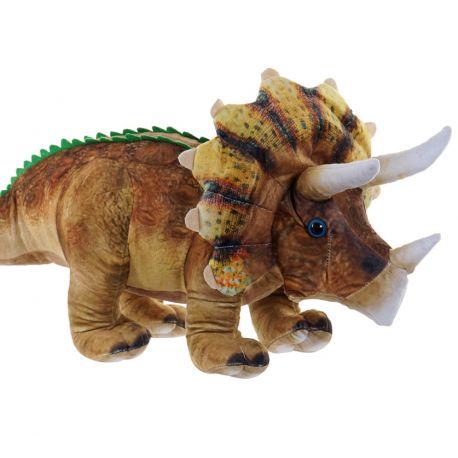 Dinosaurio Triceratops Realista