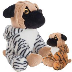 Peluche Perro Tigre