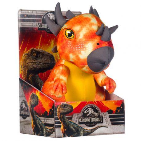 Dinosaurios Jurassic World en caja