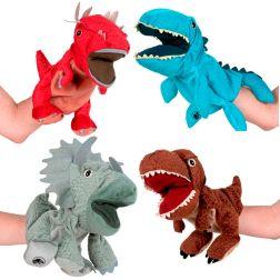 Marionetas Dinosaurios Jurassic World