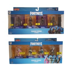 Figuras Fortnite pack de 4