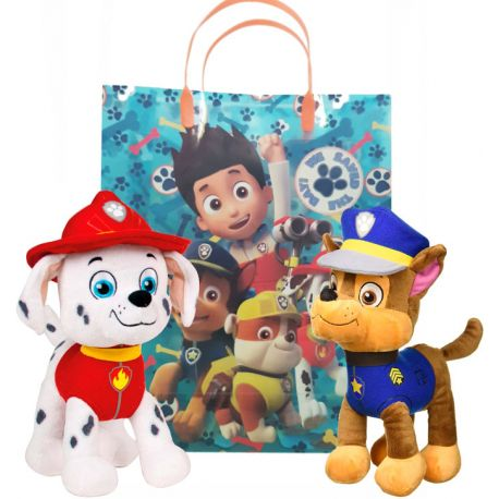 Peluches Paw Patrol Chase y Marshall