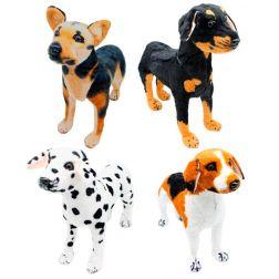 Perros de raza realistas