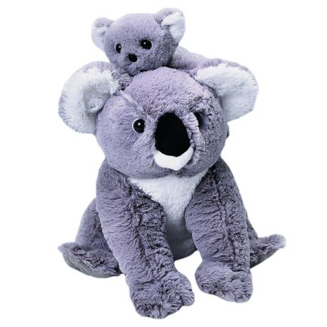 Peluche Koala con Bebé