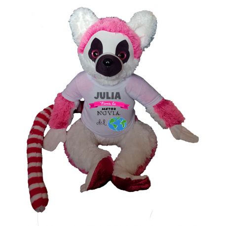 Lemur Gigante Personalizado