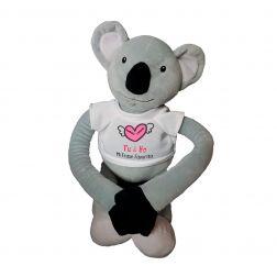 Peluche Koala Personalizado