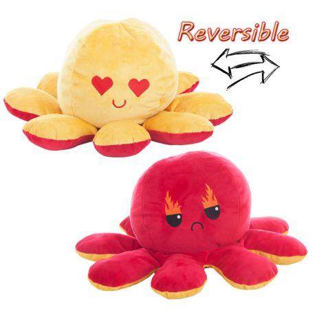 Pulpo Reversible Enamorado