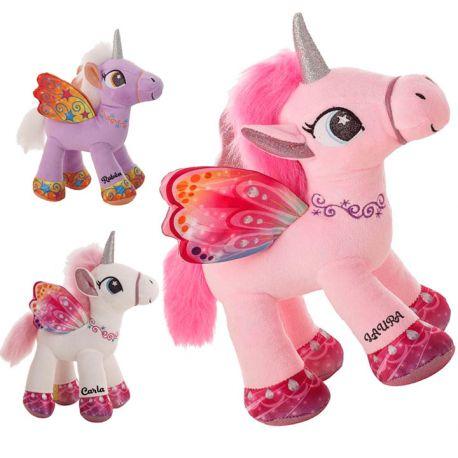 Peluche Unicornio Personalizado