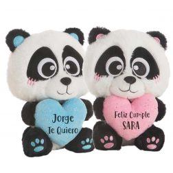 Osito Panda Amoroso Personalizado