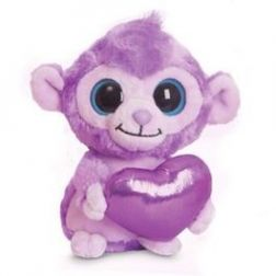 Peluche Luvee Monkey Purple