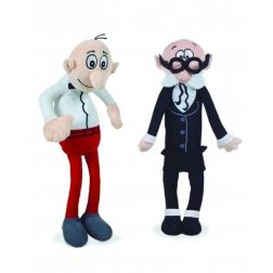 Peluche Mortadelo y Filemón