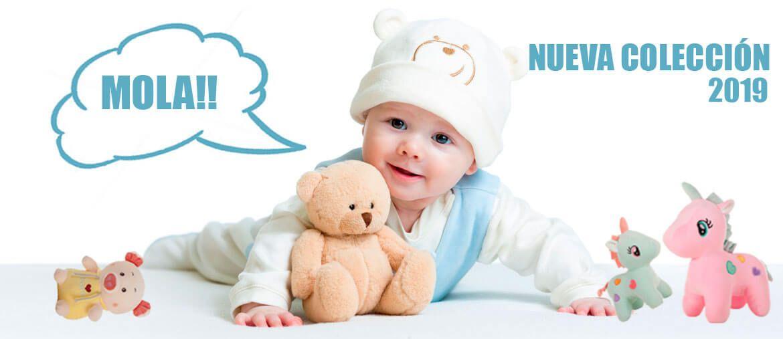 Peluches y Juguetes bebés